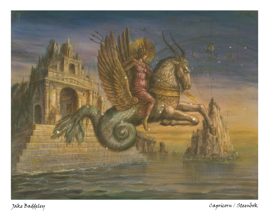 Capricorn by Jake Baddeley