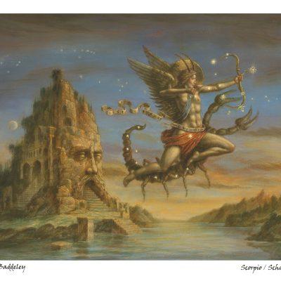 Scorpio by Jake Baddeley