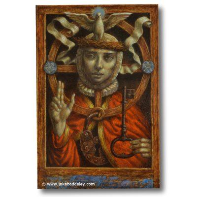 Spiritus Sanctus by Jake Baddeley