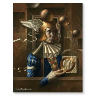 Squaring the Circle by Jake Baddeley