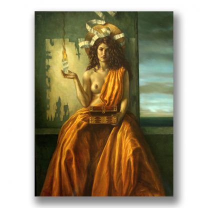 Burning Wishes by Jake Baddeley
