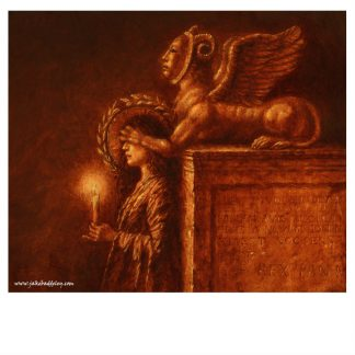 The Riddle by Jake Baddeley