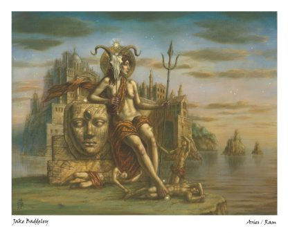 Aries by Jake Baddeley