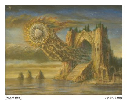 Cancer by Jake Baddeley