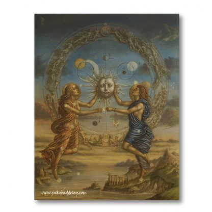 Gemini by Jake Baddeley