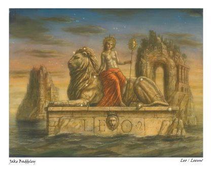 Leo by Jake Baddeley