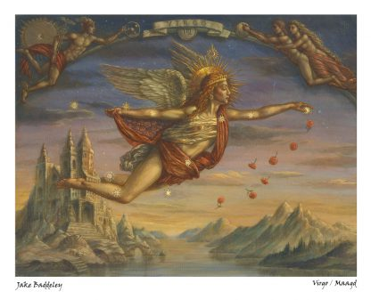 Virgo by Jake Baddeley
