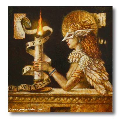 Time Flies by Jake Baddeley