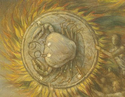 Cancer by Jake Baddeley - detail