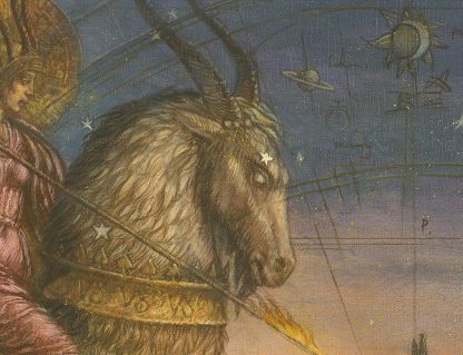 Capricorn by Jake Baddeley - detail