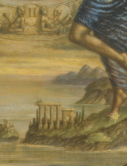 Gemini by Jake Baddeley - detail2