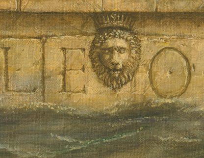 Leo by Jake Baddeley - detail2