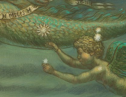 Pisces by Jake Baddeley